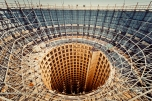 Al Jazeera feature on the Ponte Building and surrounding areas in Johannesburg CBD, South Africa. The view from the top of Ponte into the centre. . Picture: Cornel van Heerden/Al Jazeera