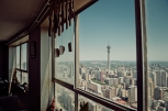 Al Jazeera feature on the Ponte Building and surrounding areas in Johannesburg CBD, South Africa. The view of Johannesburg from one of the apartments in Ponte . Picture: Cornel van Heerden/Al Jazeera